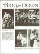 1987 Cambridge Rindge & Latin High School Yearbook Page 126 & 127