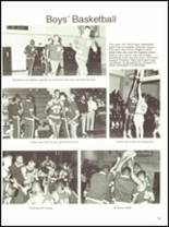 1987 Cambridge Rindge & Latin High School Yearbook Page 132 & 133