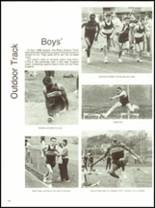 1987 Cambridge Rindge & Latin High School Yearbook Page 142 & 143