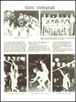 1987 Cambridge Rindge & Latin High School Yearbook Page 152 & 153