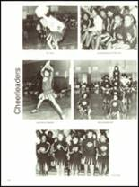 1987 Cambridge Rindge & Latin High School Yearbook Page 154 & 155