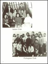 1987 Cambridge Rindge & Latin High School Yearbook Page 164 & 165