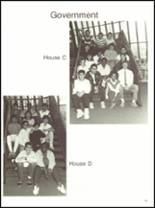 1987 Cambridge Rindge & Latin High School Yearbook Page 166 & 167