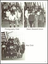 1987 Cambridge Rindge & Latin High School Yearbook Page 168 & 169