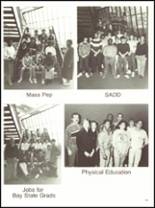 1987 Cambridge Rindge & Latin High School Yearbook Page 172 & 173