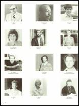 1987 Cambridge Rindge & Latin High School Yearbook Page 186 & 187