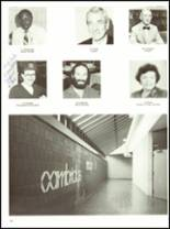 1987 Cambridge Rindge & Latin High School Yearbook Page 196 & 197