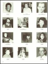 1987 Cambridge Rindge & Latin High School Yearbook Page 202 & 203