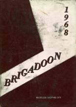 1968 Yearbook Highlands High School
