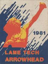 1981 Yearbook Lane Technical High School