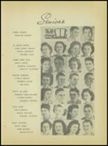 1946 Sanger High School Yearbook Page 18 & 19