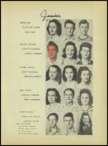 1946 Sanger High School Yearbook Page 30 & 31