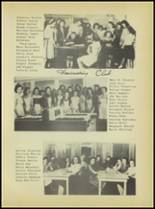 1946 Sanger High School Yearbook Page 42 & 43