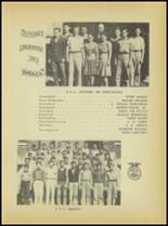 1946 Sanger High School Yearbook Page 44 & 45
