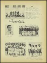 1946 Sanger High School Yearbook Page 56 & 57