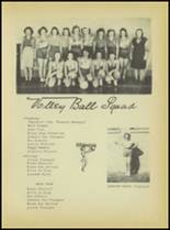 1946 Sanger High School Yearbook Page 58 & 59