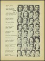 1946 Sanger High School Yearbook Page 68 & 69