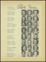 1946 Sanger High School Yearbook Page 72 & 73