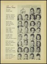 1946 Sanger High School Yearbook Page 80 & 81