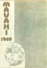 1949 Yearbook Martinsville High School