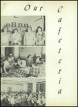 1954 Bourne High School Yearbook Page 20 & 21