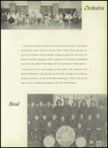 1954 Bourne High School Yearbook Page 22 & 23