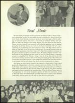 1954 Bourne High School Yearbook Page 24 & 25