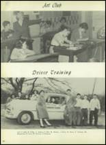 1954 Bourne High School Yearbook Page 28 & 29