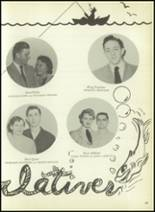 1954 Bourne High School Yearbook Page 52 & 53