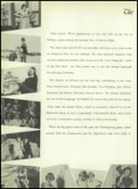 1954 Bourne High School Yearbook Page 62 & 63