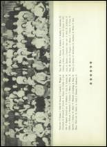 1954 Bourne High School Yearbook Page 64 & 65