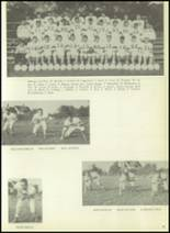 1954 Bourne High School Yearbook Page 78 & 79