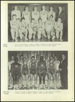 1954 Bourne High School Yearbook Page 80 & 81