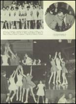 1954 Bourne High School Yearbook Page 84 & 85