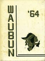1964 Yearbook Waupun High School