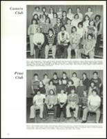 1979 Kennedy High School Yearbook Page 106 & 107