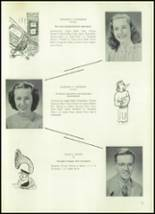 1947 Amesbury High School Yearbook Page 14 & 15