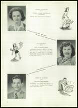 1947 Amesbury High School Yearbook Page 16 & 17