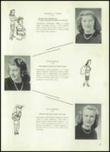 1947 Amesbury High School Yearbook Page 18 & 19