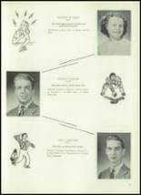 1947 Amesbury High School Yearbook Page 20 & 21