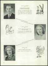 1947 Amesbury High School Yearbook Page 22 & 23