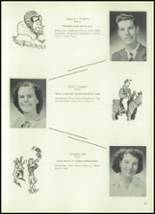 1947 Amesbury High School Yearbook Page 24 & 25