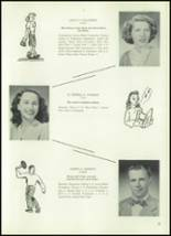 1947 Amesbury High School Yearbook Page 26 & 27