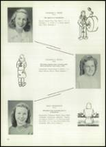1947 Amesbury High School Yearbook Page 28 & 29