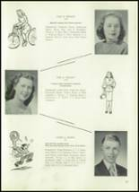 1947 Amesbury High School Yearbook Page 30 & 31