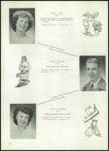 1947 Amesbury High School Yearbook Page 32 & 33