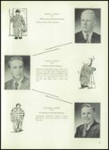 1947 Amesbury High School Yearbook Page 34 & 35