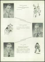 1947 Amesbury High School Yearbook Page 36 & 37