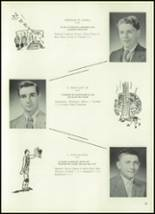 1947 Amesbury High School Yearbook Page 38 & 39