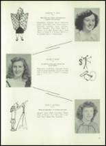 1947 Amesbury High School Yearbook Page 40 & 41